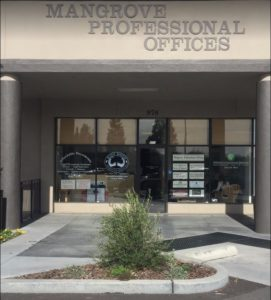 withrow insurance office at mangrove professional offices in chico