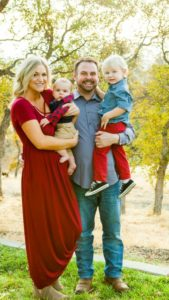 heath withrow and family